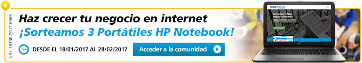 Sorteamos 3 Portátiles HP Notebook