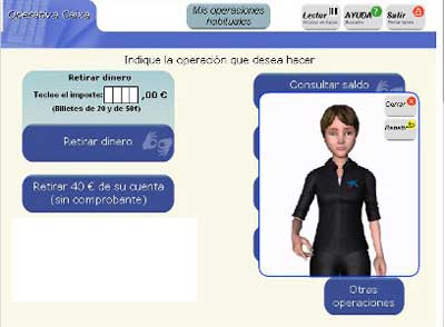Apsis4all cajeros caixabank for Dinero maximo cajero