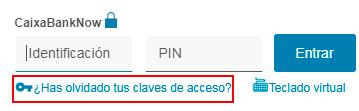 Acceso A Banca Digital Caixabanknow Caixabank