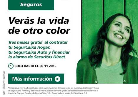 La caixa particulares empresas obra social lkxa for Seguro hogar la caixa