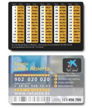 Claves de acceso a l nea abierta caixabank - Numero oficina la caixa ...