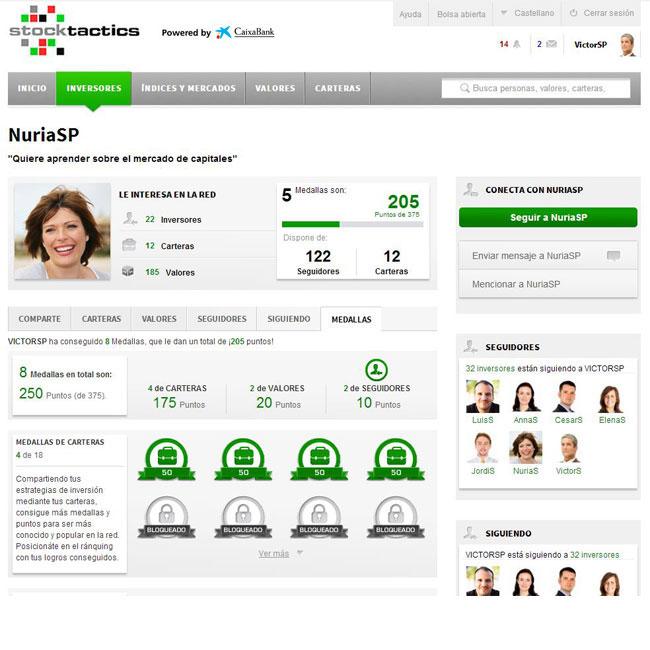 Investor's profile