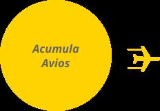 Acumula Avios