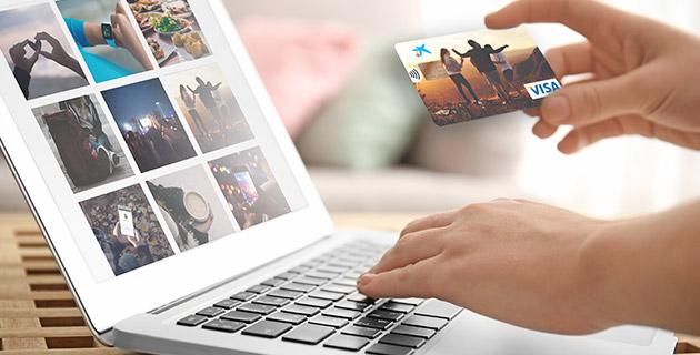 aed8cedf995f Personaliza tu tarjeta de crédito con una imagen