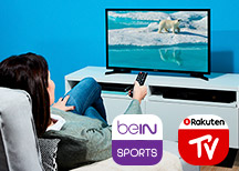 BeIn Sports, Rakuten TV