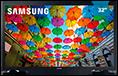 "Televisor Samsung 80 cm (32"")"