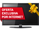 Oferta exclusiva por internet
